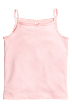 2-pack tops - White/Strawberries - Kids | H&M 2
